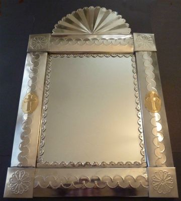 Hand-crafted NM Mirror, by Tom Whitson